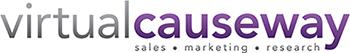 Virtual Causeway Logo
